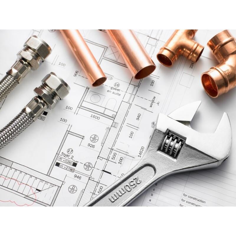 Arise Plumbing Service Logo