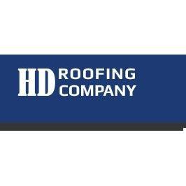 HD Roofing Company Logo