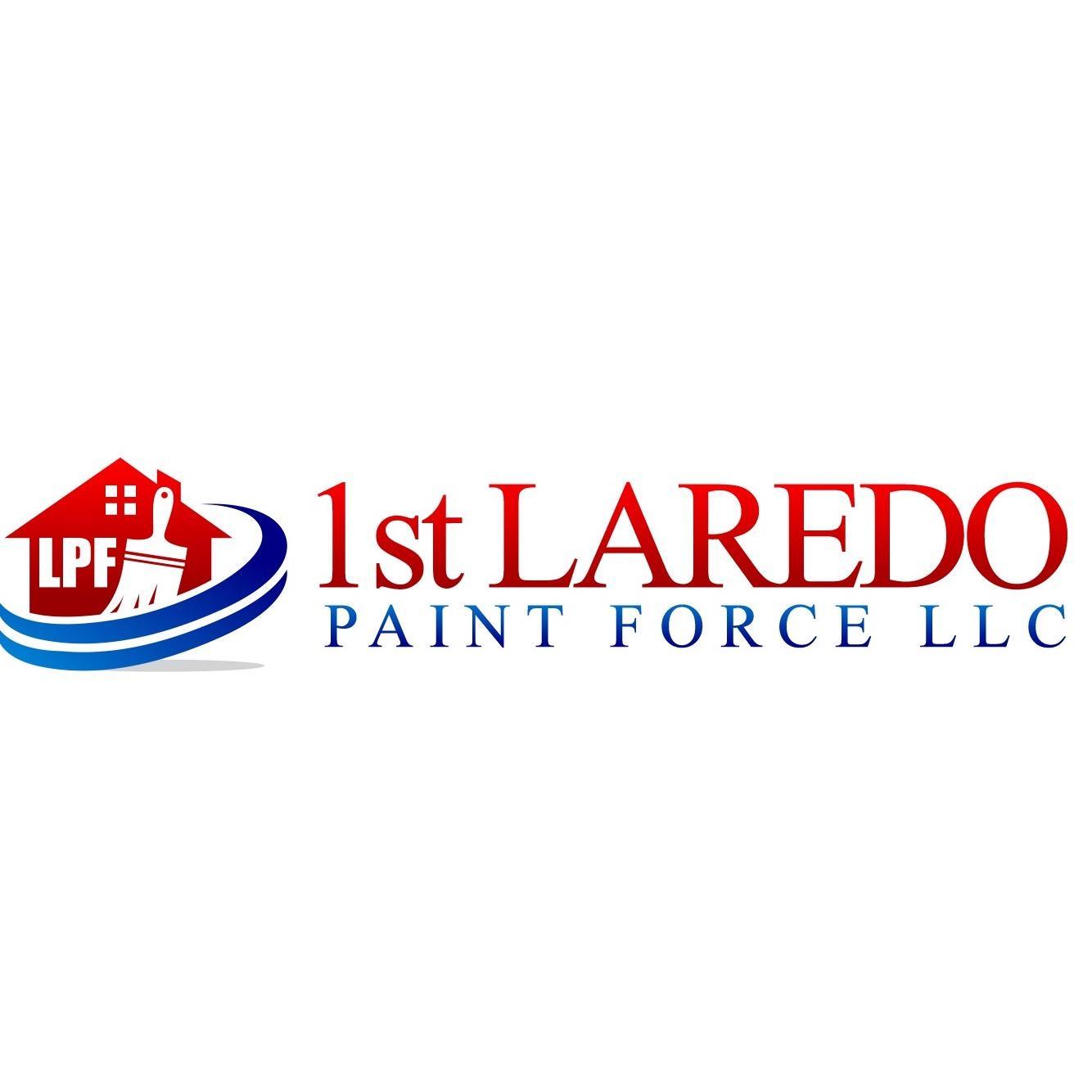 1st Laredo Paint Force, LLC Logo