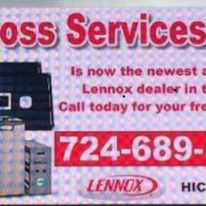 DelGross Services LLC Logo