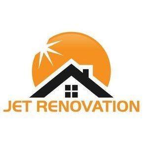 Jet Renovation Logo