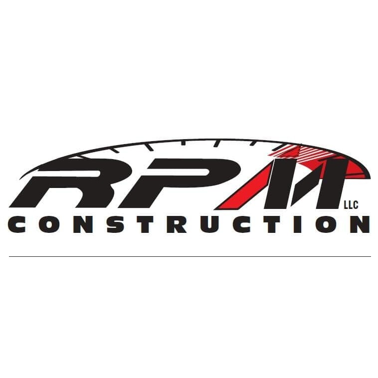 RPM Construction LLC Logo