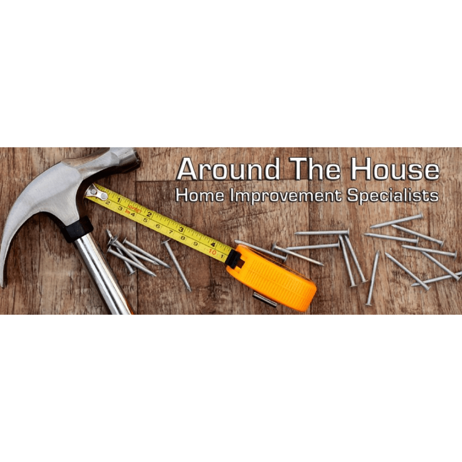 Around the House Building and Remodeling Logo