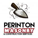 Perinton Masonry Logo