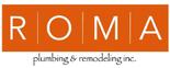 Roman Plumbing & Remodeling, Inc. Logo