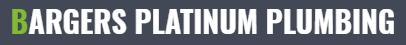 Barger's Platinum Plumbing Logo