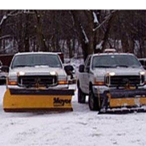 Nassau Suffolk Snow Plowing Logo