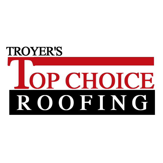 Troyers Top Choice Roofing Logo