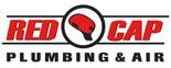 Red Cap Plumbing - Heating Logo