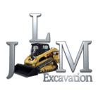JLM Excavation LLC Logo