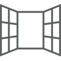 Scripps-Mesa Glass Logo