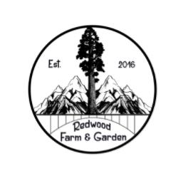 Redwood Farm and Garden Logo