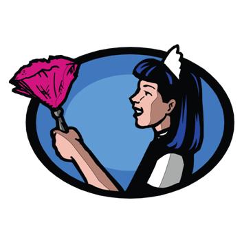 Maid Over Logo