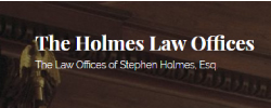 The Holmes Law Offices Logo