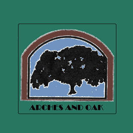 Arches and Oak Design-Remodel Logo