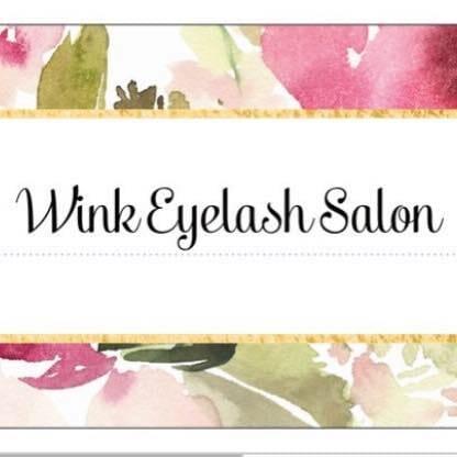 Wink Eyelash Salon Logo