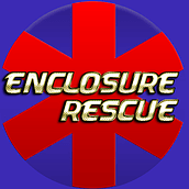 Enclosure Rescue Inc Logo