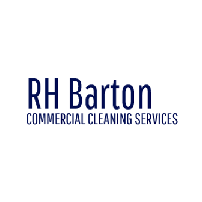 RH Barton Commercial Cleaning Services Logo