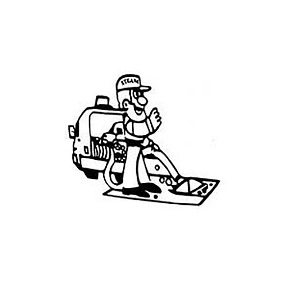 Steam Master Carpet Cleaning & Upholstery Logo