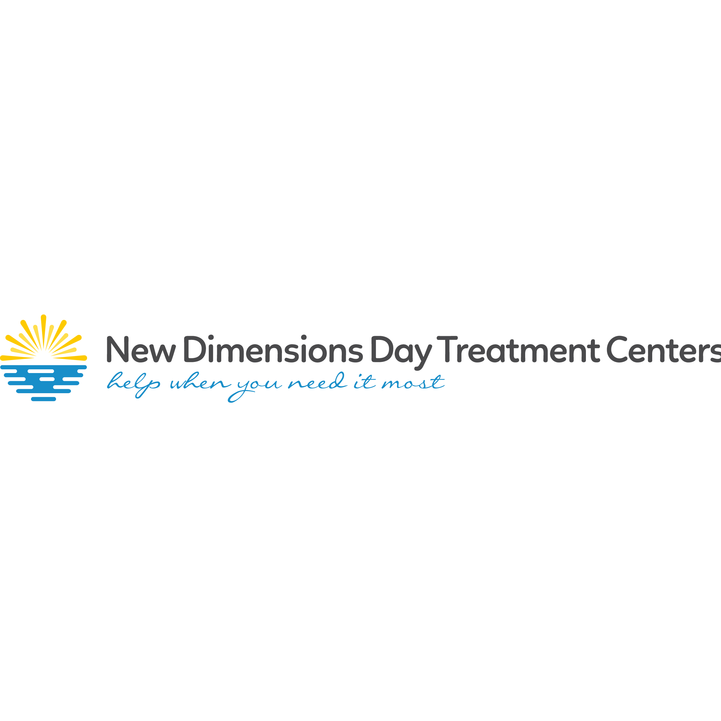 New Dimensions Day Treatment Centers Logo