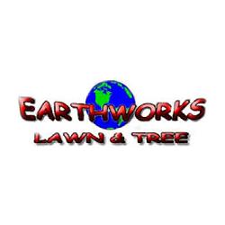 Earthworks Lawn & Tree Logo