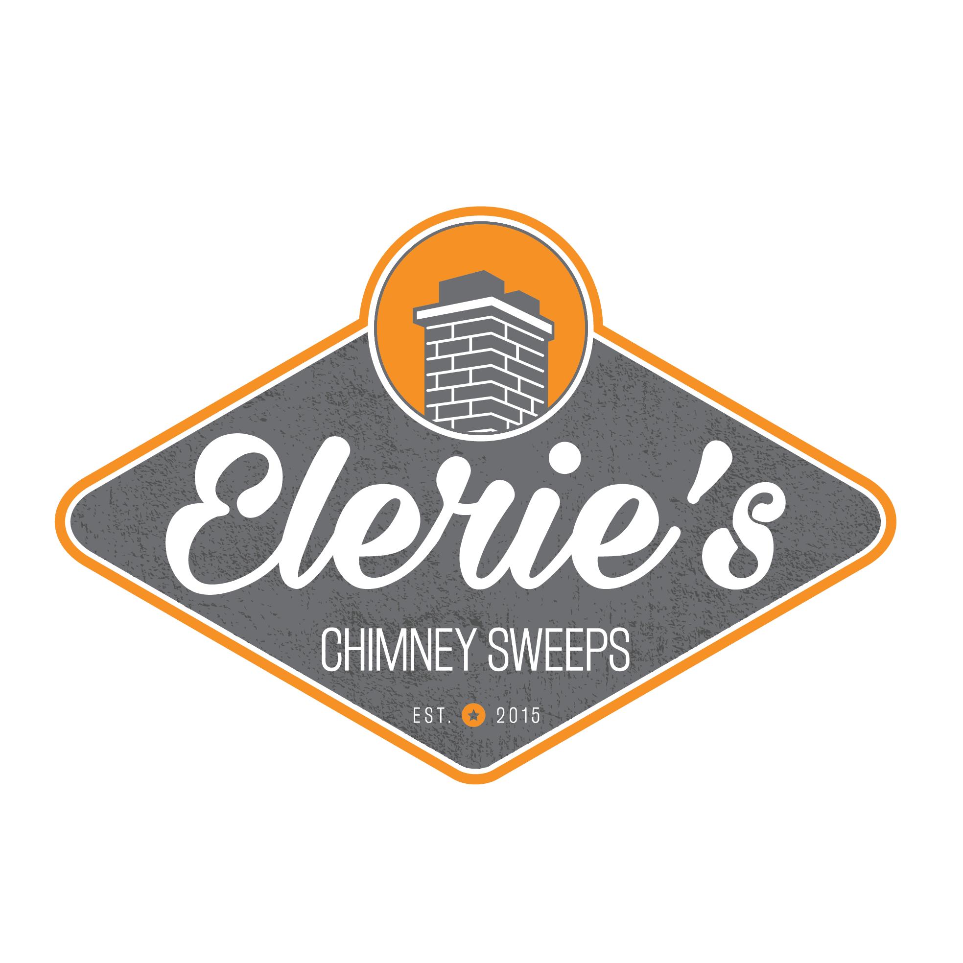 Elerie's Chimney Sweep Logo