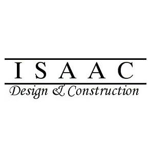 Isaac Design & Construction Logo