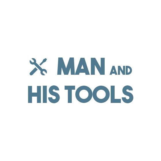 Man and His Tools Logo