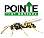 Pointe Pest Control - Delaware Logo