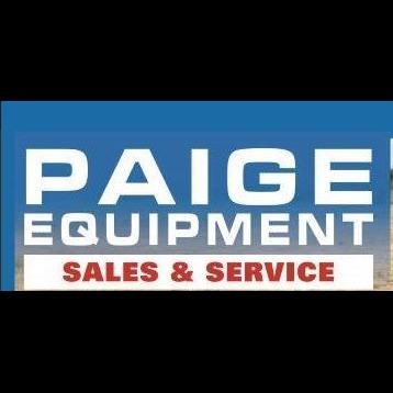 Paige Equipment Sales & Service Logo