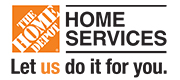 The Home Depot (Roofing) Logo