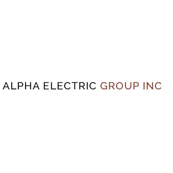 Alpha Electric Group Inc. Logo