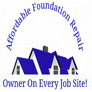 Afforadble Foundation Repair Logo