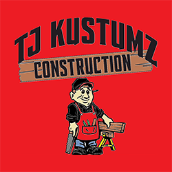 TJ Kustumz Construction Logo