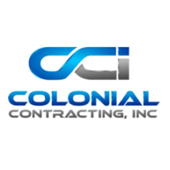 Colonial Contracting, Inc. Logo