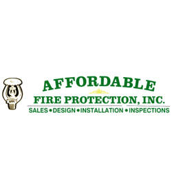 Affordable Fire Protection Logo