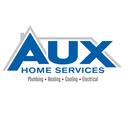 AUX Home Service-HVAC Logo