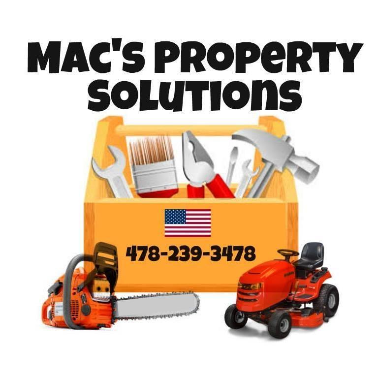 Mac's Property Solutions Logo