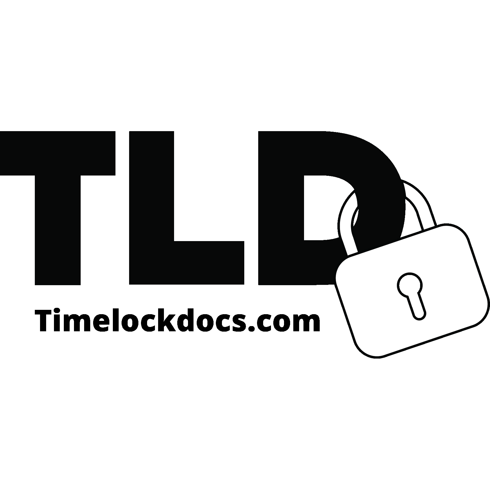 Time Lock Docs Logo