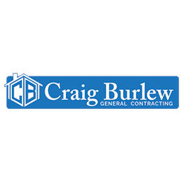 Craig Burlew General Contracting Logo