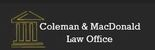 Coleman & MacDonald Law Office Logo