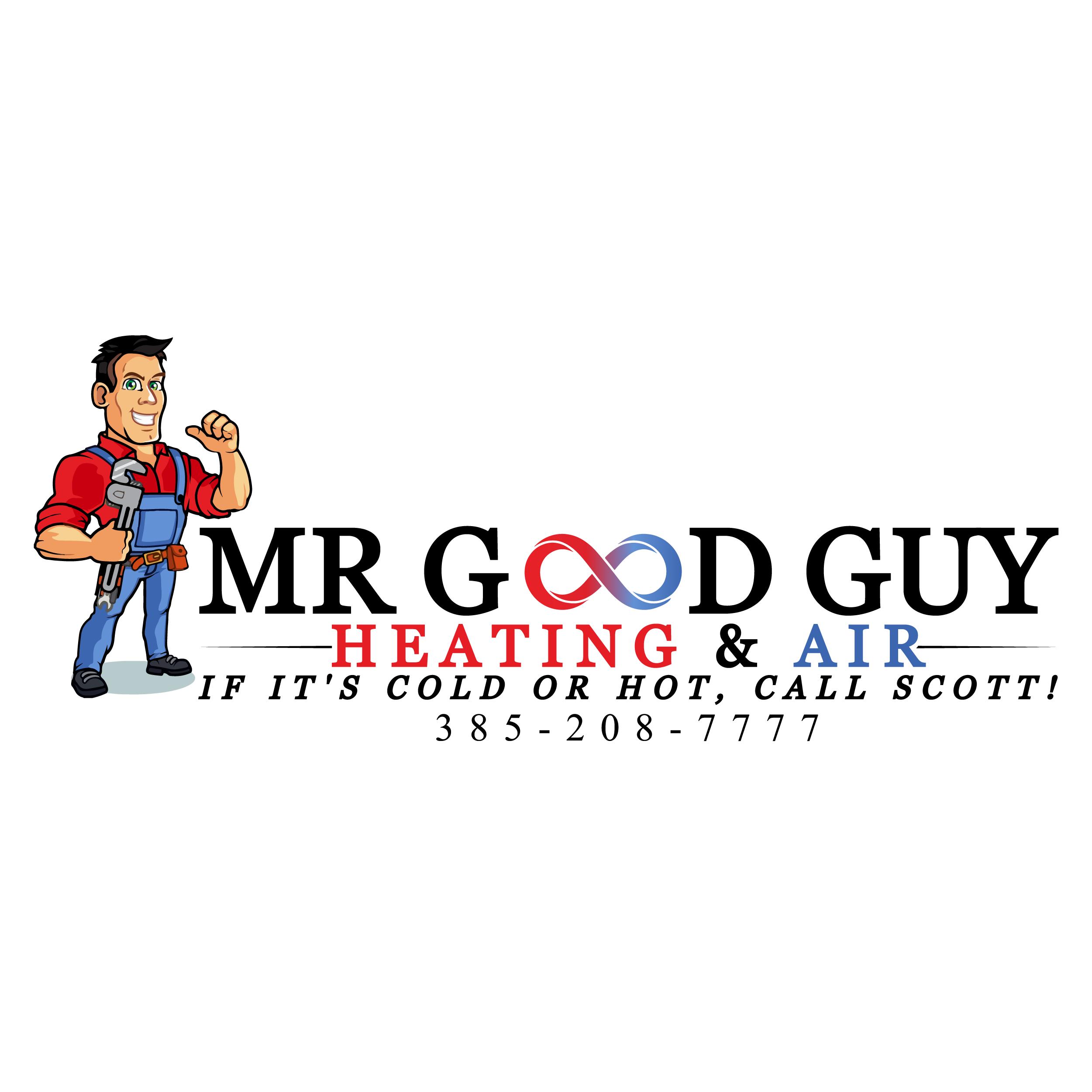 Mr. Good Guy HVAC, LLC Logo
