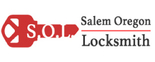 Salem Oregon Locksmith Logo