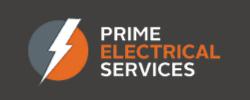 Prime Electrical Services Logo