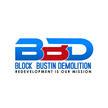 Block Bustin Demolition Logo