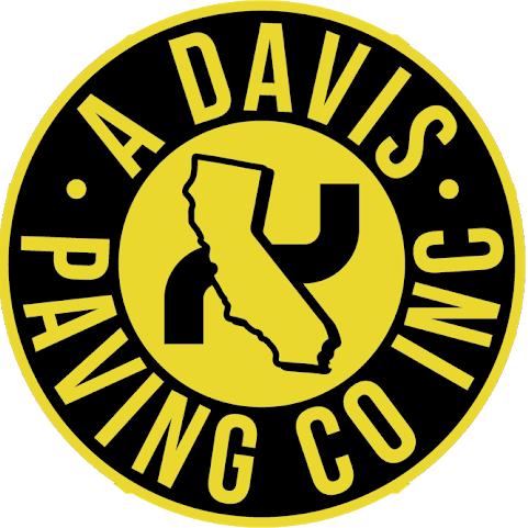 A. Davis Paving Company Inc Logo