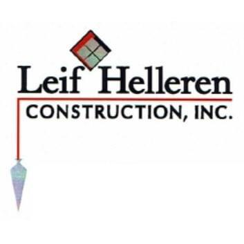 Leif Helleren Construction Inc. Logo