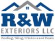 R & W Exteriors, LLC Logo
