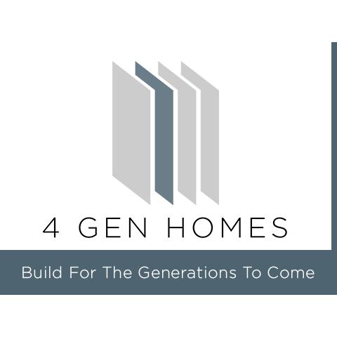 4 Gen Homes Logo