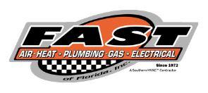 FAST Of Florida (Plumbing) Logo